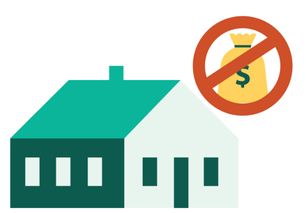 No closing cost refinance (mortgage) hero