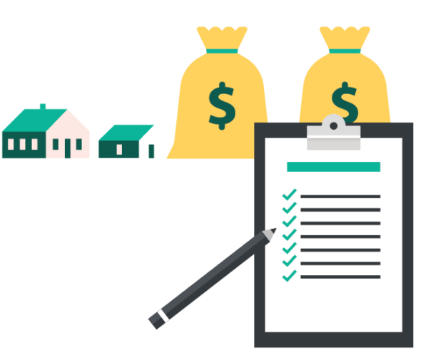 Home equity loan and HELOC requirements hero