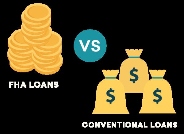 FHA loans vs. conventional loans (mortgage) hero