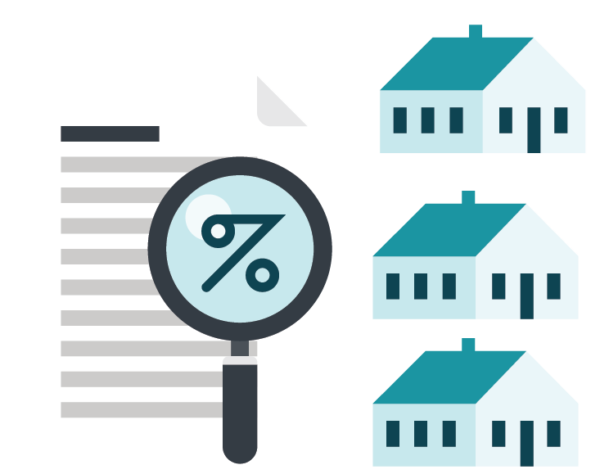 Rate and term refinance (mortgage) hero