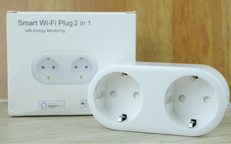 Install and program plug-in smart outlets